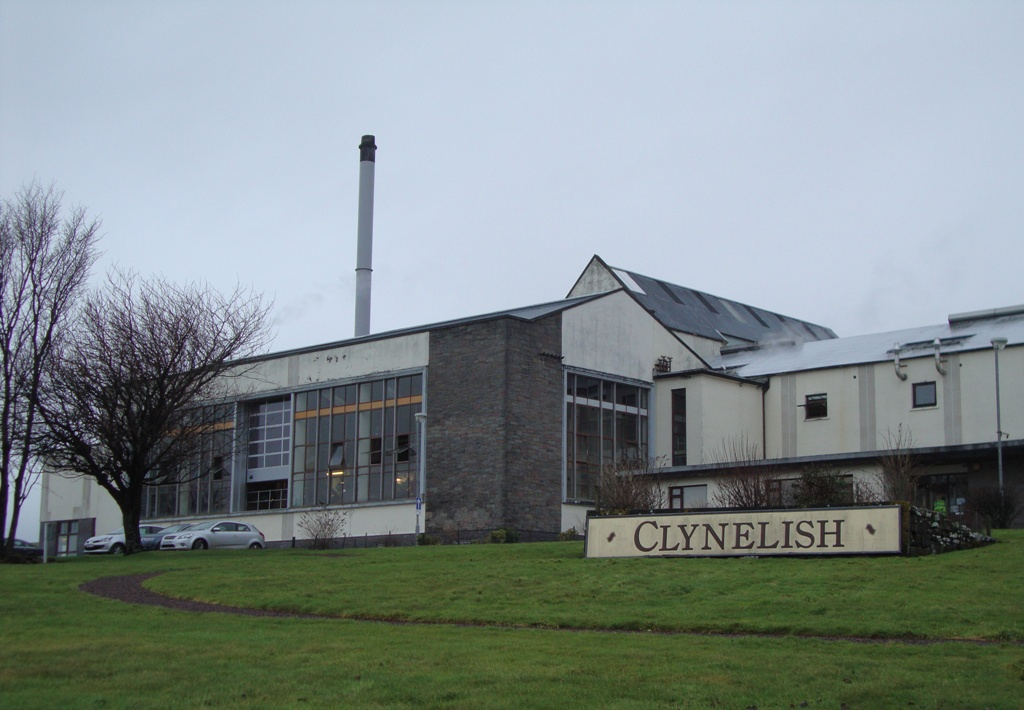 Distillery Clynelish