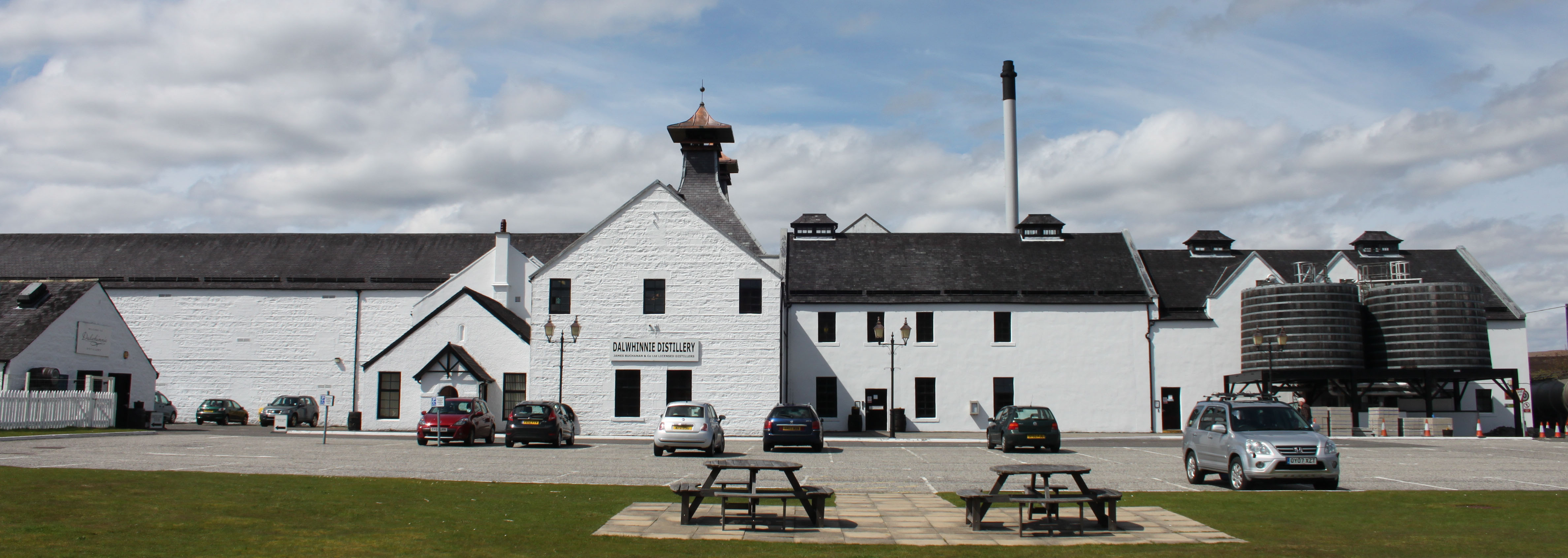 Distillery Dalwhinnie