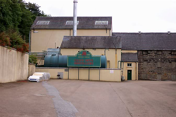 Distillery Glen spey