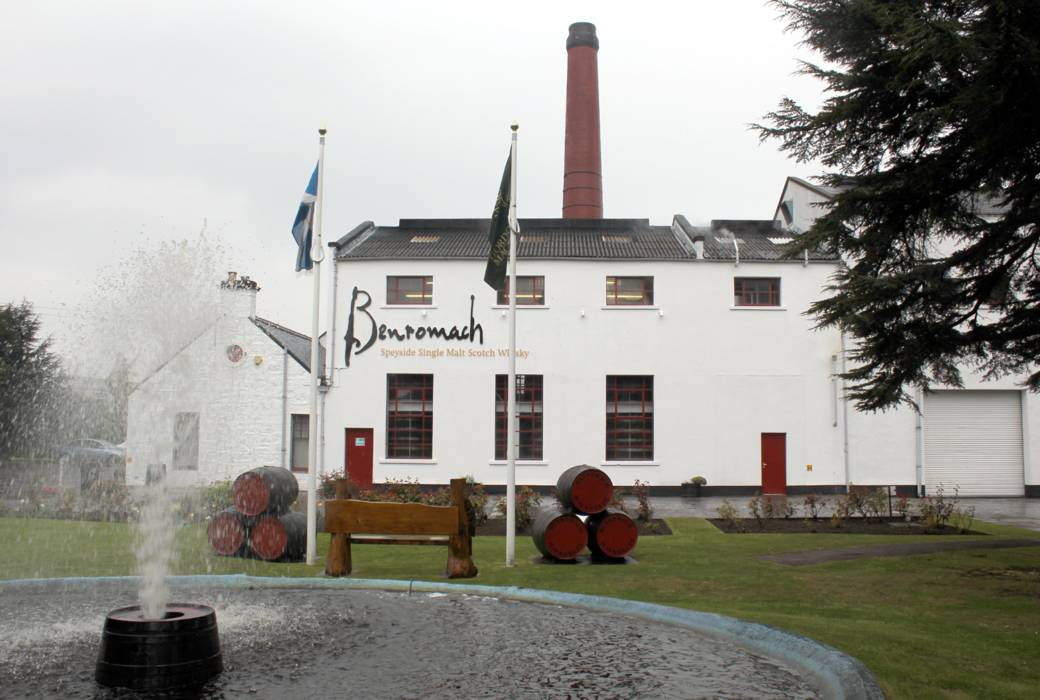 Distillery Benromach