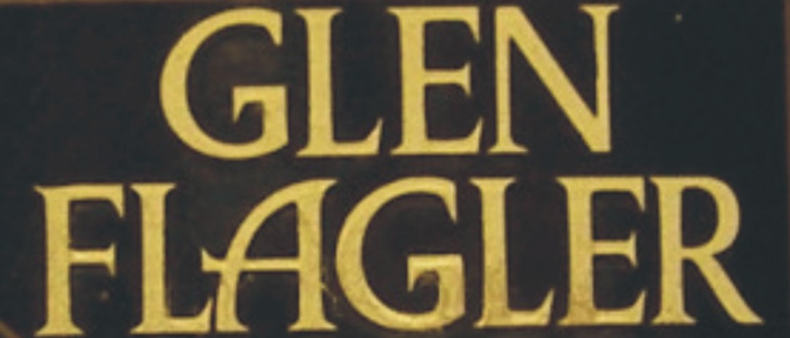 Logo Glen flagler