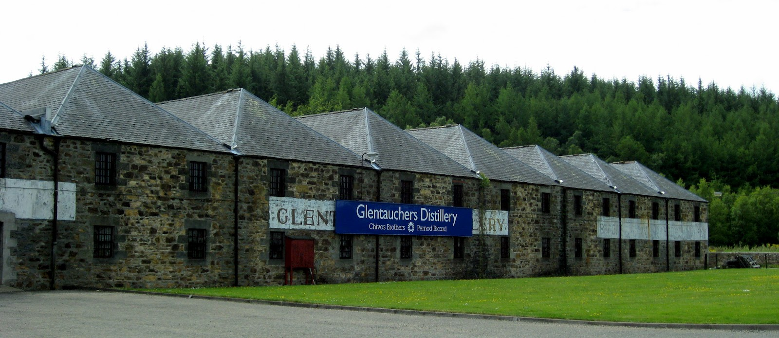 Distillery Glentauchers
