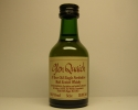 "GLEN QUAICH SPMSW 18yo ""Whisky Connoisseur"" 5cl.e 59,9%Vol. 104,8´Proof"