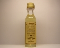 "SCMW 14yo 1994-2008 ""The Warehouse Collection"" 5cl 46%"