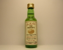 "OLD MASTER´S SMSW 1989 ""James MacArthur´s"" 5cl 56,8%vol"
