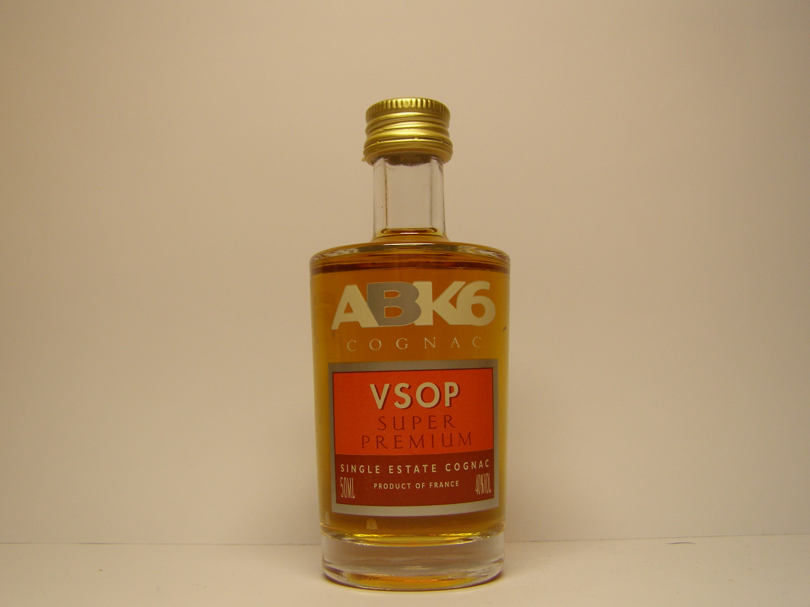 VSOP Super Premium Single Estate Cognac
