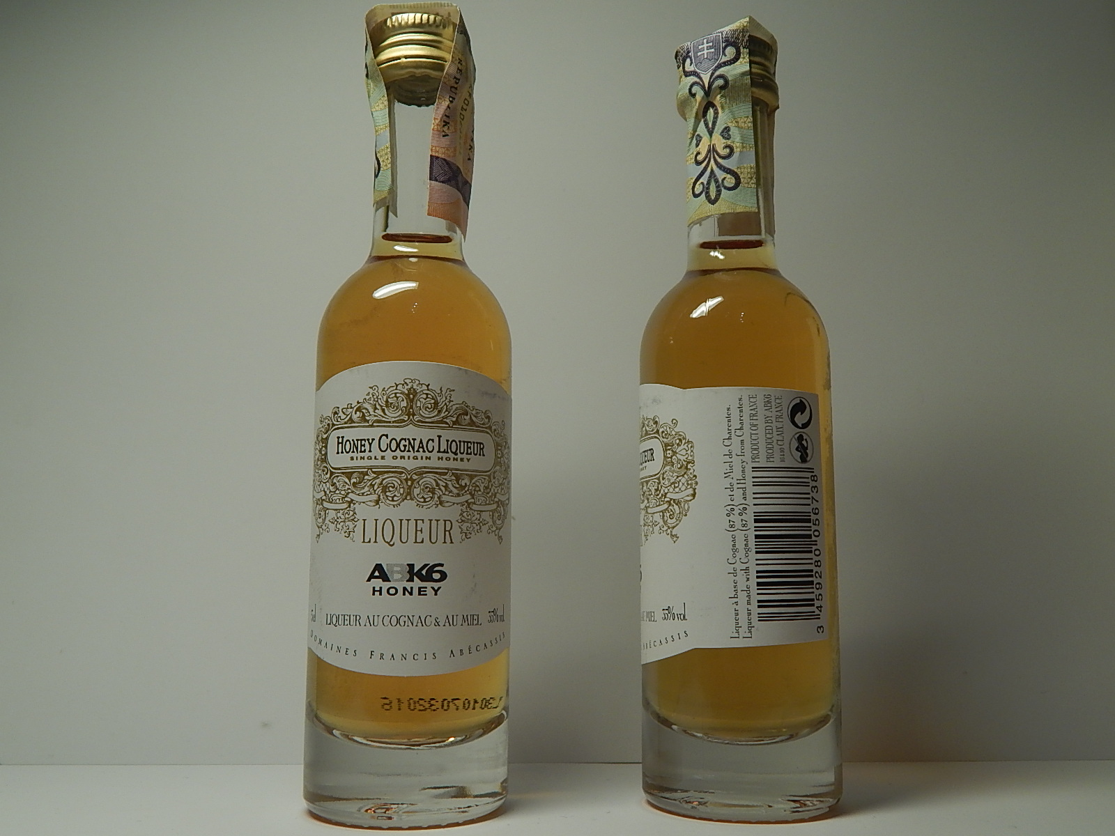 HONEY Cognac Liqueur