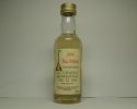 "SMSW 12yo 1981 ""James MacArthur´s"" 5cl 57,9%vol"