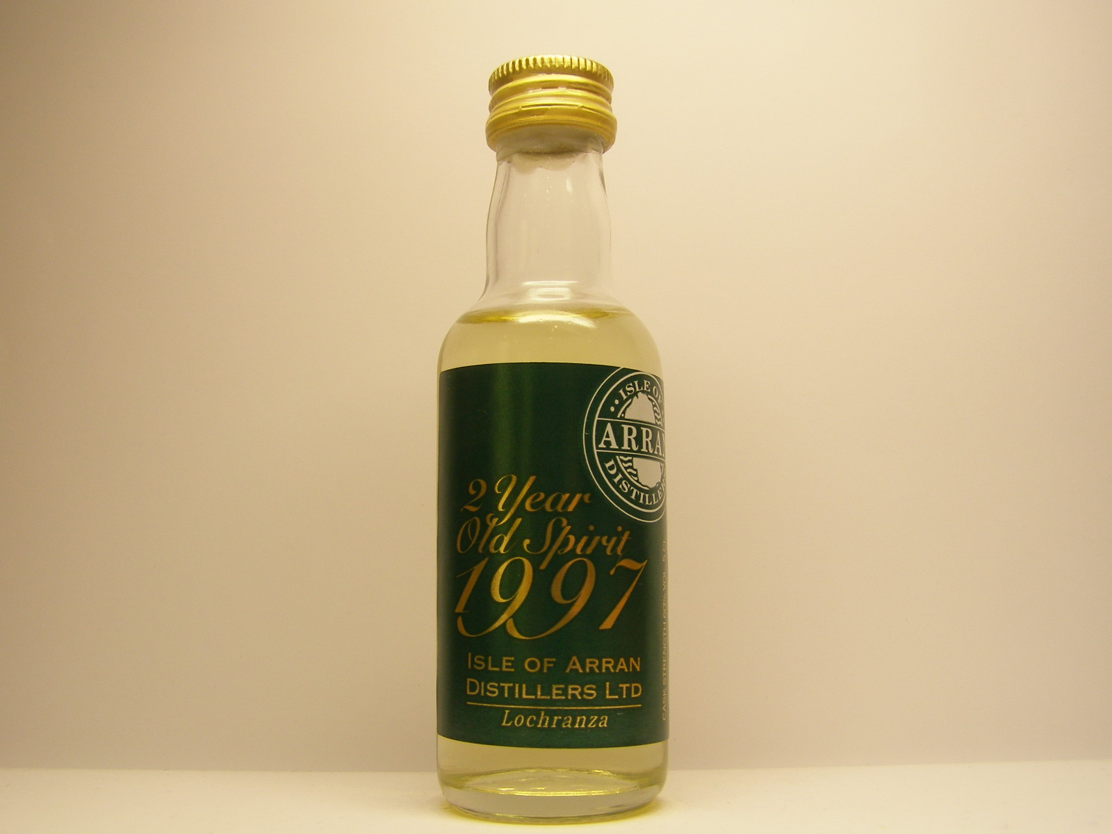2yo Old Spirit 5CL. 60%VOL.