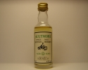 "SMSW Mini Bottle Club 12yo 1992 ""Cadenhead""5cl 43%vol."