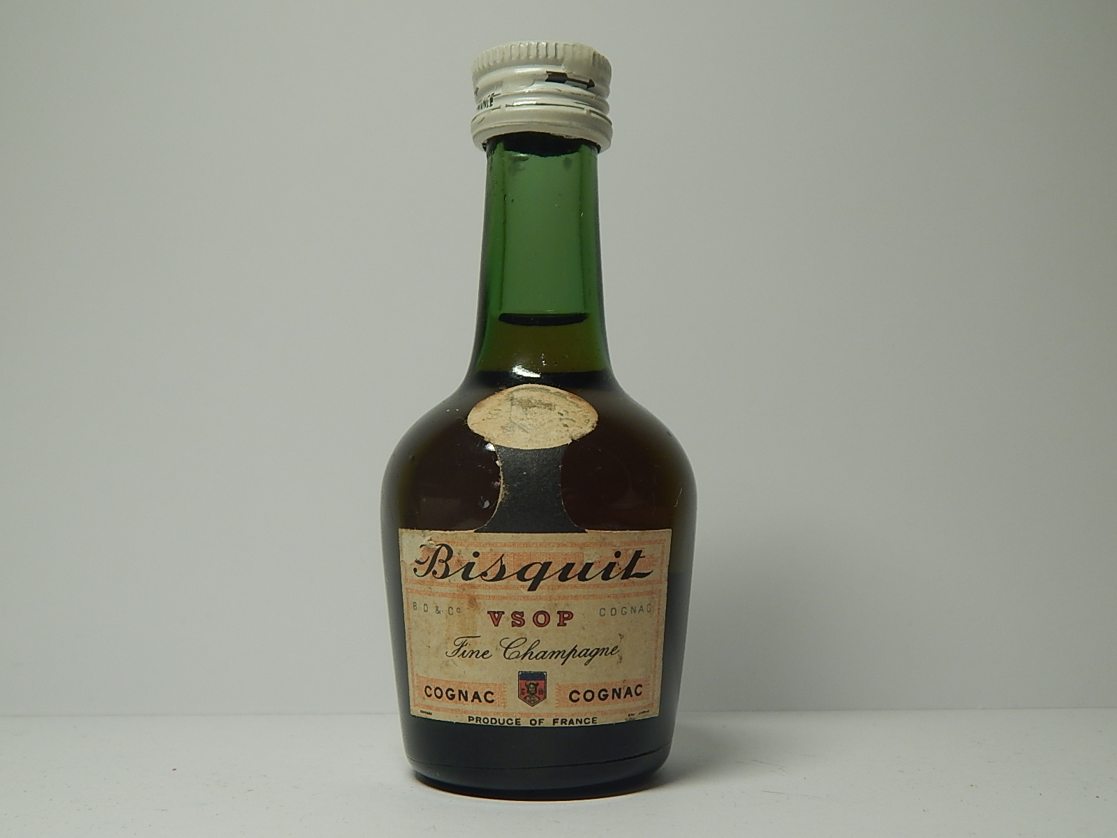 BISQUIT V.S.O.P. Fine Champagne Cognac