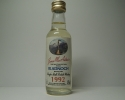 "SMSW 1992 ""James MacArthur´s"" 5cl 43%vol"