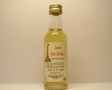 "SMSW 11yo 1984 ""James MacArthur´s"" 5cl 43%vol"