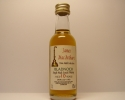 "SMSW 10yo 1983 ""James MacArthur´s"" 5cl 43%vol"