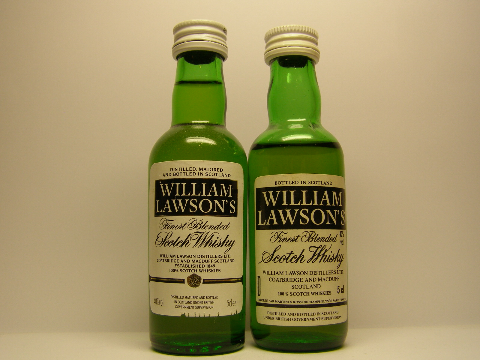 WILLIAM LAWSON´S