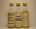SCOTCH on the ROCK , PEEBLES , DIRECTOR´S CHOICE