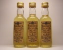 HUNTER´S 3yo , 6yo , 9yo Old Reserve Whisky