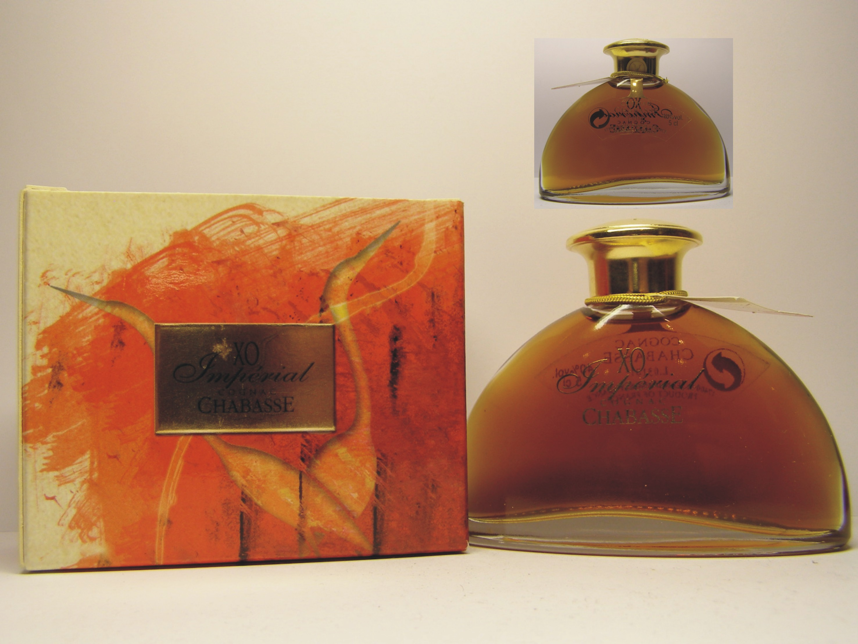 CHABASSE IMPERIAL XO Cognac