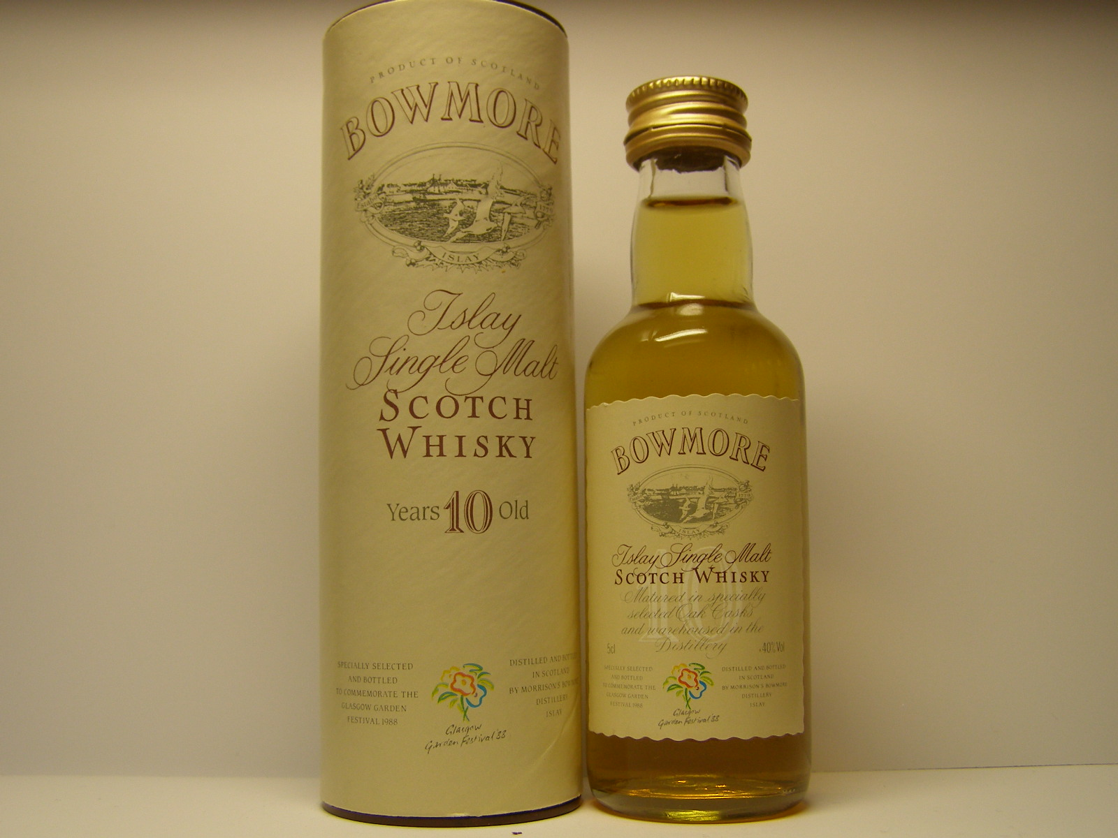 ISMSW 10yo 5cl 40%Vol
