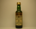 "ISMSW 34yo ""Old Malt Cask"" 50ML 40,5%ALC/VOL"