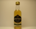 "SMSW 10yo ""Chieftain´s"" 5cl 43%vol."