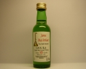 "SMSW 18yo 1977 ""James MacArthurs"" 5cl 56,3%vol"