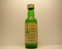 "SMSW 14yo 1977 ""James MacArthur´s"" 5cl 60,2%vol"