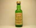 "SMSW 12yo ""James MacArthur´s"" 5cl. 60,2%vol."
