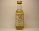 "SIMSW 1981 ""Connoisseurs Choice"" 5cl 40%vol"