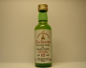 "SMSW 10yo ""James MacArthur´s"" 5cl 59,8%vol"