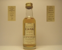 "SMSW 1976-1991 ""G&M Cask"" 5cl 55,8%VOL"