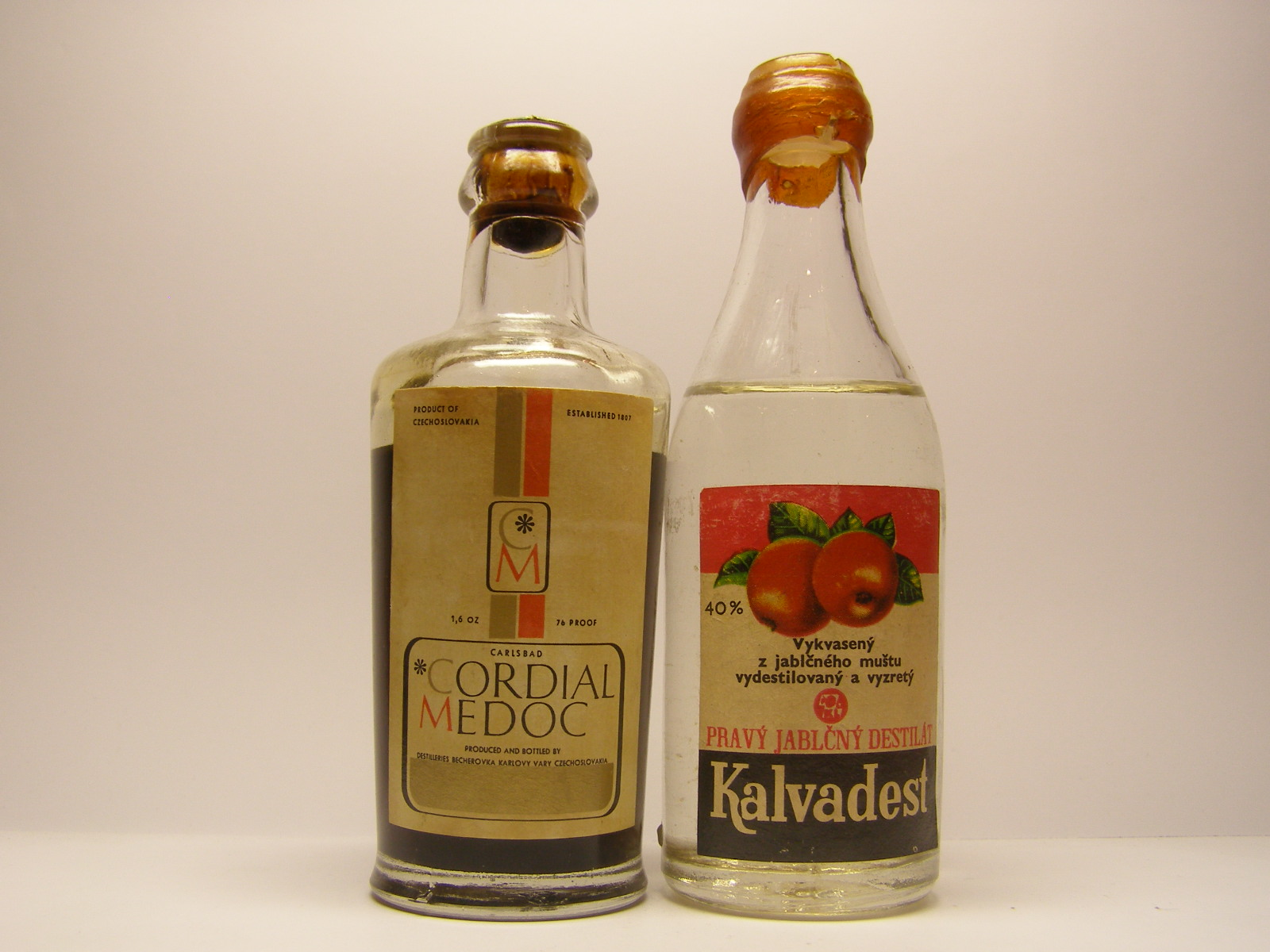 CORDIAL MEDOC , KALVADEST