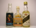 KB Liker SUVOROV Vodka , GOLD KING Whisky , KORD CROWN Canadian Whisky