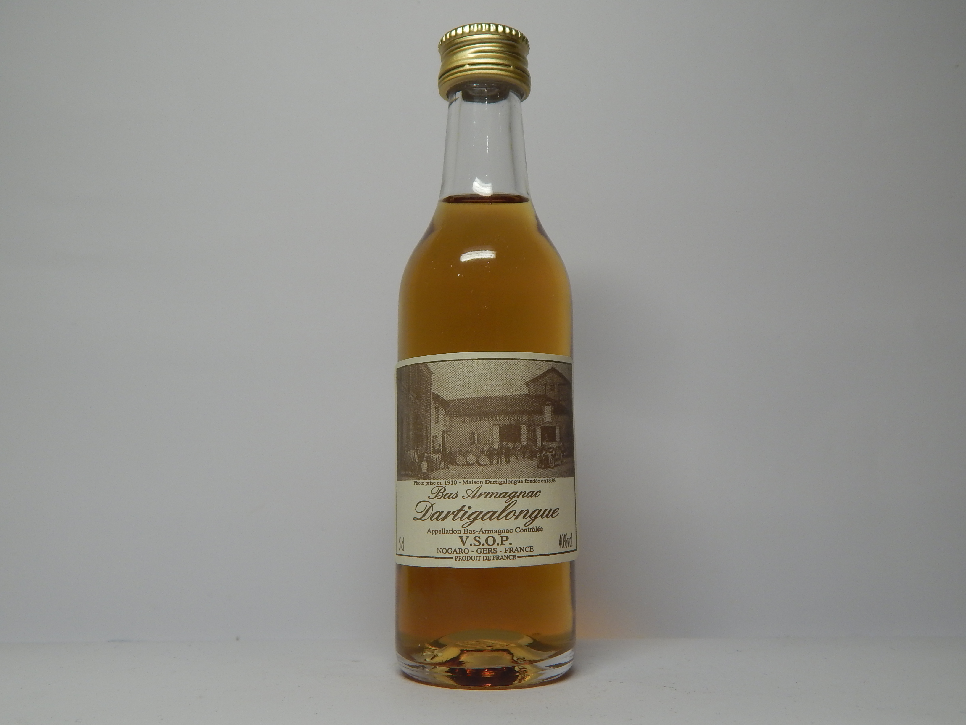 DARTIGALONGUE VSOP Bas Armagnac