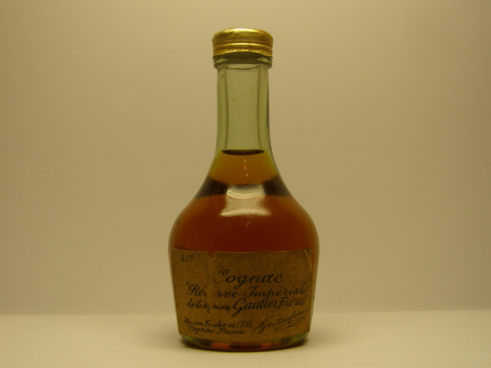 FRERES Reserve Imperial Cognac