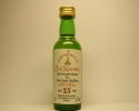 "SMSW 25yo ""James MacArthurs"" 5cl 52,7%vol"