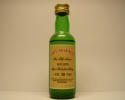 "SMSW 12yo ""James MacArthur´s"" 5cl. 55,8%vol."