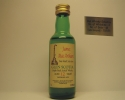 "SMSW 12yo 1979 ""James MacArthur´s"" 5cl 59,8%vol"