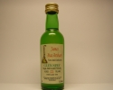 "SMSW 21yo 1970 ""James MacArthur´s"" 5cl 55,4%vol"