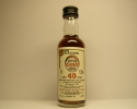 "BLAIRFINDY SCSMSW 40yo 1963-1993 ""Blackadder"" 5cl 52,3%vol"