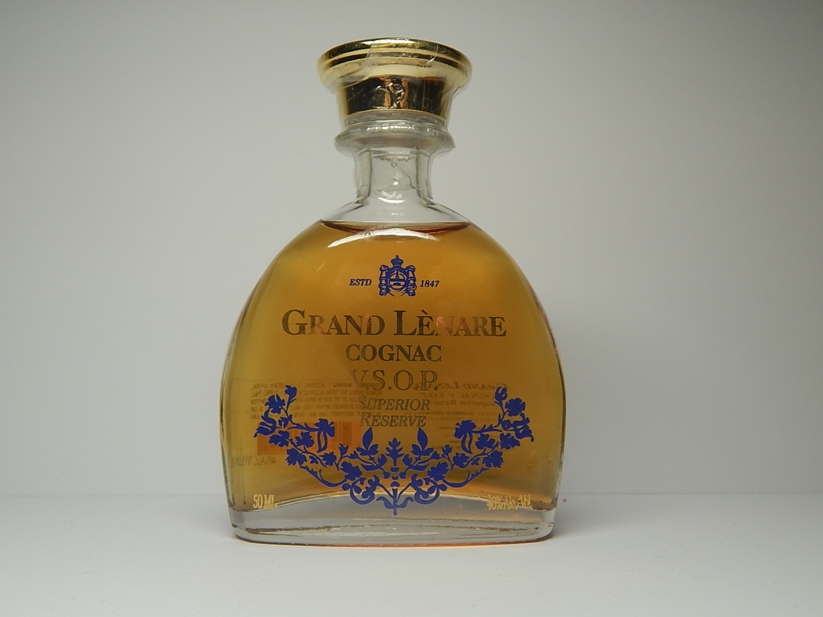 GRAND LENARE VSOP Superior Cognac