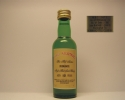 "SMSW 12yo ""James MacArthur´s"" 5cl. 59%vol."