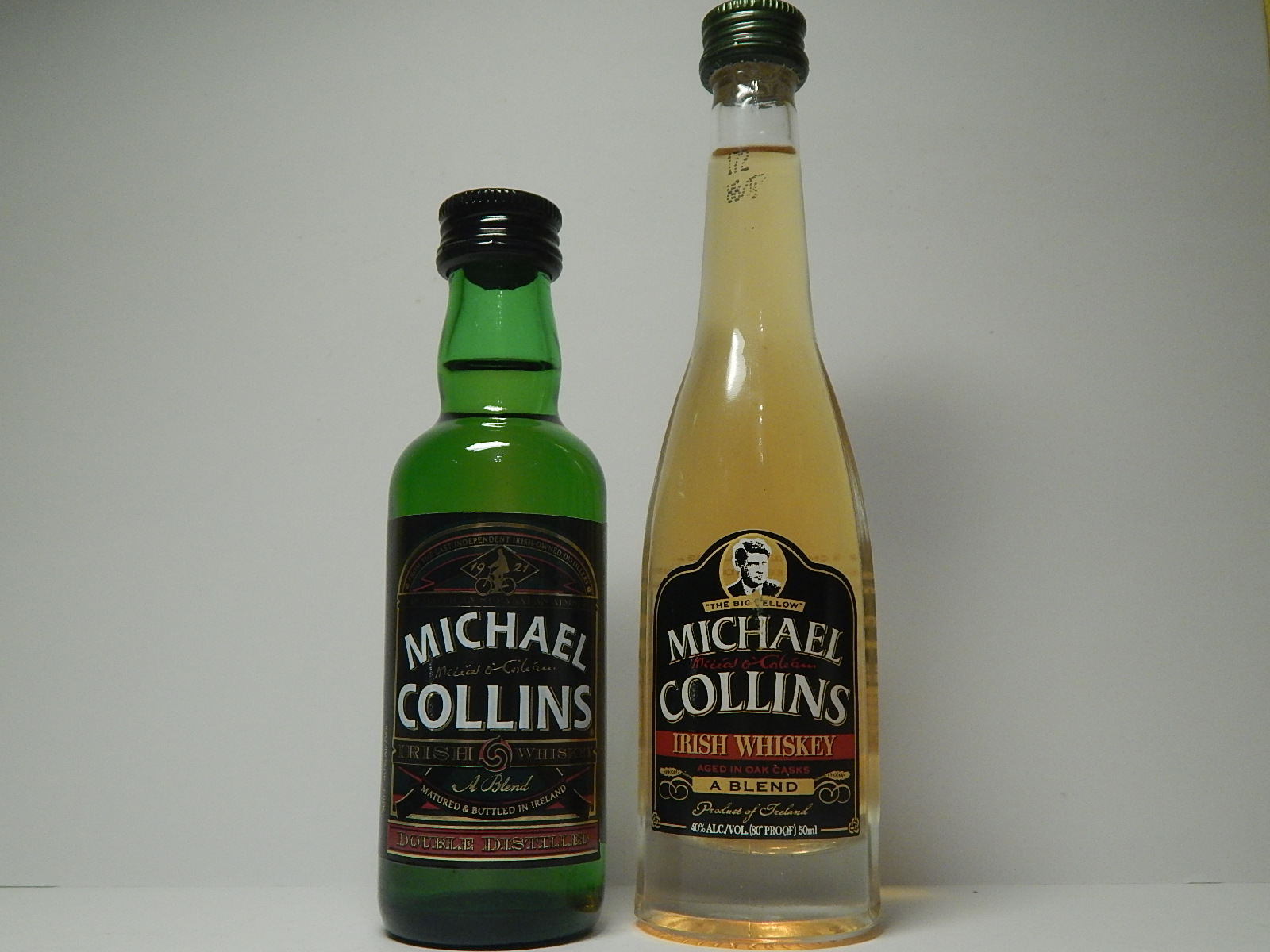 MICHAEL COLLINS Irish Whiskey