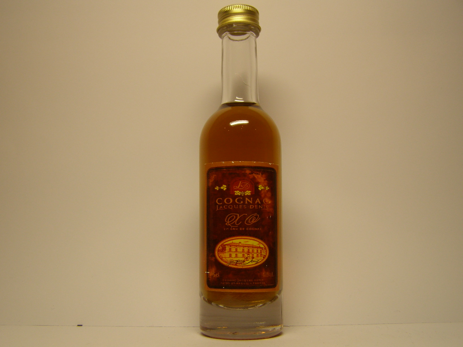 JACQUES DENIS XO Cognac