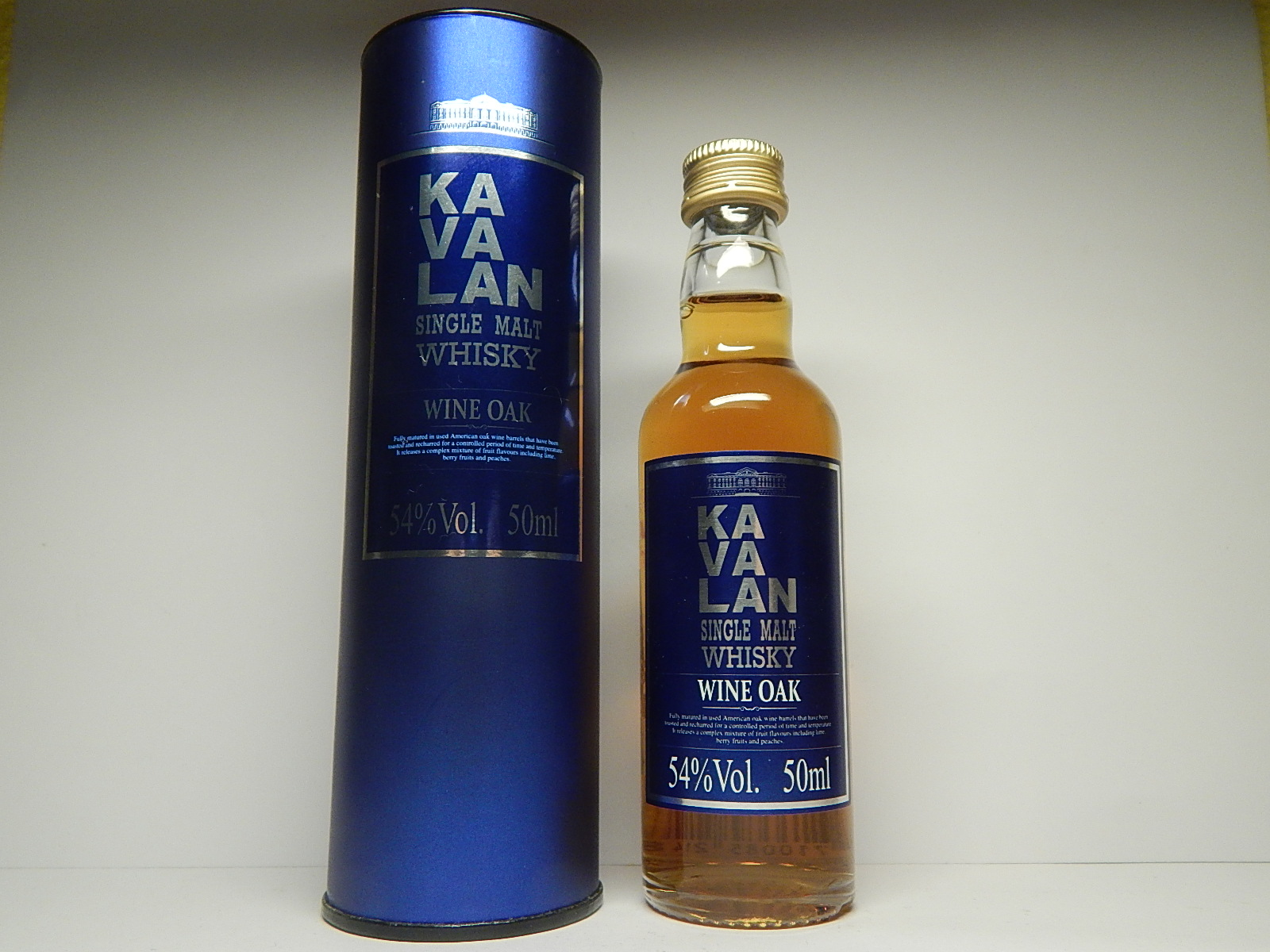 KAVALAN WINE OAK Single Malt Whisky