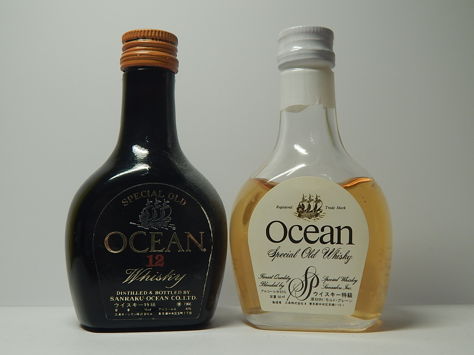 OCEAN 12yo - Special Japan Whisky