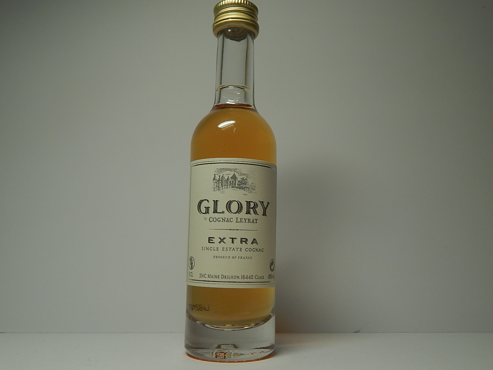 GLORY EXTRA Single Estate Cognac