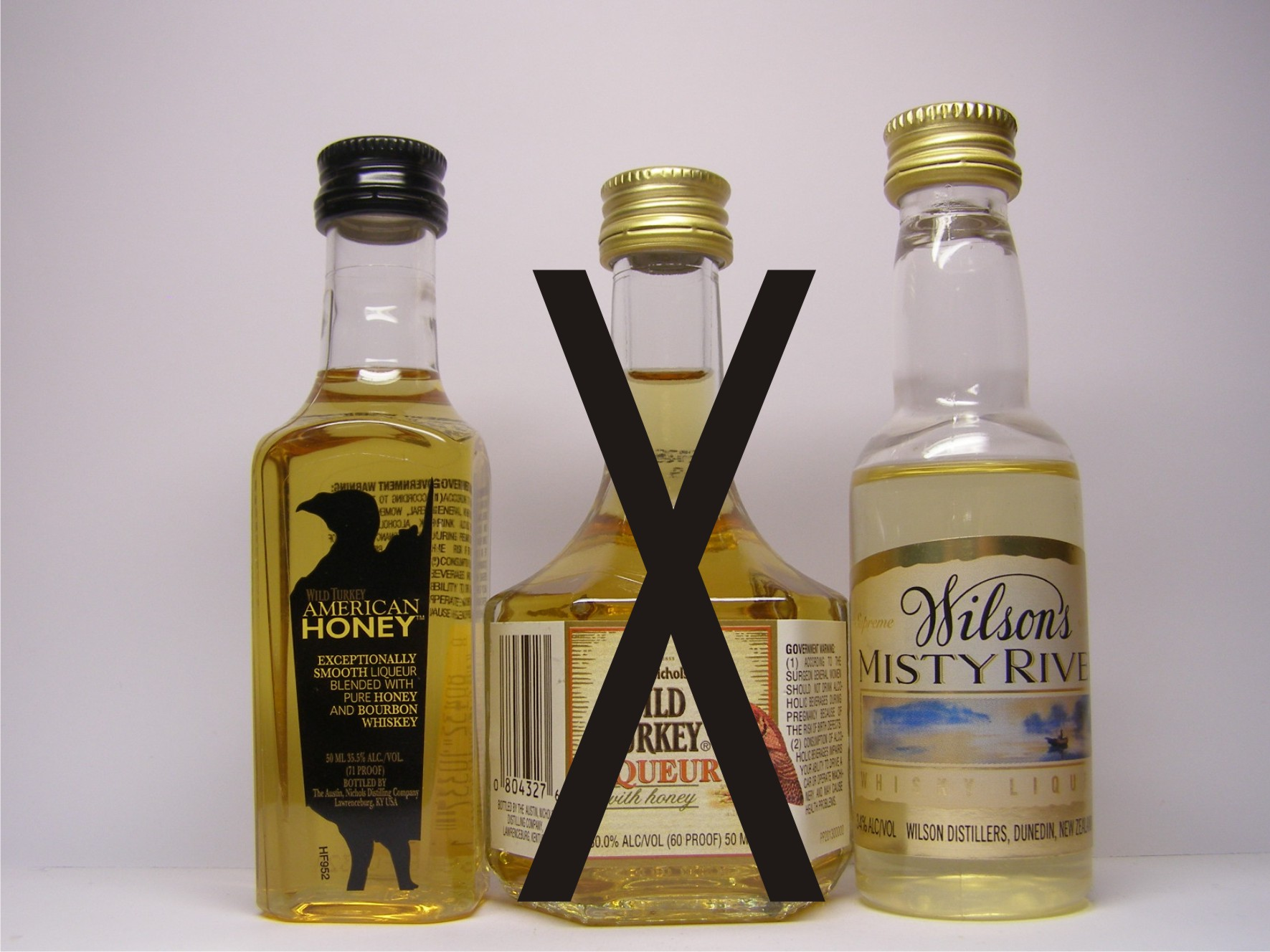 AMERICAN HONEY , WILSON´S MISTY RIVER