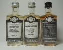 "IMAGE OF ISLAY 16yo - IMAGES OF DUFFTOWN 19yo - OCTOVULIN 19yo ""Malts of Scotland"""