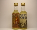 Malt Shoveller SSMW 18yo , Flying Machines No 10 CVM 8yo